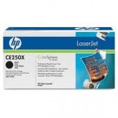 Картридж HP CE250X для принтеров HP