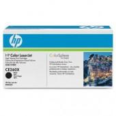 Картридж HP CE260X для принтеров HP