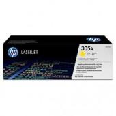 Картридж HP CE412A для принтеров HP