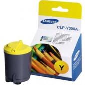 Тонер-картридж Samsung CLP-Y300A для принтеров Samsung