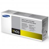 Тонер-картридж Samsung CLT-Y406S для принтеров Samsung
