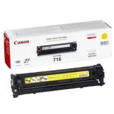 Картридж CANON C-716Y для принтеров Canon