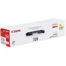 Картридж CANON C-729Y для принтеров Canon