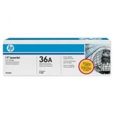 Картридж HP 36A для принтеров HP