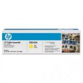 Картридж HP CB542A для принтеров HP